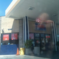 Photo taken at USA Gas Station by Courtney W. on 4/18/2013