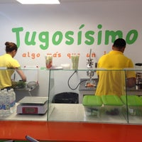 Photo taken at Jugosisimo by Victor L. on 6/16/2013
