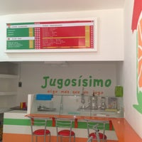 Photo taken at Jugosisimo by Victor L. on 6/6/2013