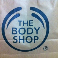 Photo taken at The Body Shop by Ing Marelyn M. on 5/4/2014
