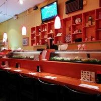 Photo taken at Miyabi Sushi by Benoit-André R. on 10/14/2014