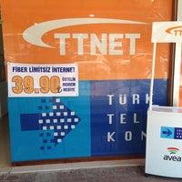 Photo taken at ttnet azra iletişim by Cüneyt T. on 5/15/2014