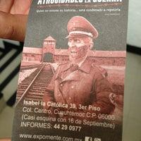 Das Foto wurde bei Recuerdos De La Guerra von Itaicita am 6/8/2013 aufgenommen