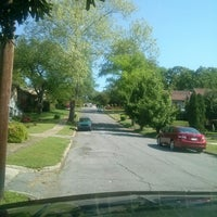 Photo taken at College Hills Neighborhood by Sabrina S. on 4/22/2013