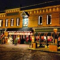 Photo taken at Schmidt's Restaurant und Sausage Haus by greg m. on 2/28/2013