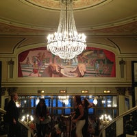 Photo taken at Palace Theatre by Erika R. on 6/12/2013