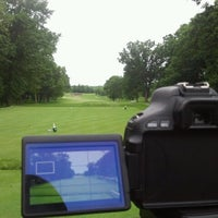 Photo taken at Cantigny Golf Course & Clubhouse by Rich K. on 6/24/2013