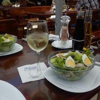 Photo taken at Djanny Restaurant by Elena O. on 5/12/2013