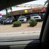 Photo taken at Cactus Jacks Auto Camelback by Tarnita O. on 5/26/2013