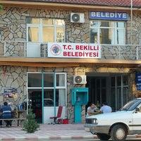 Photo taken at Bekilli Belediyesi by İsmail K. on 6/30/2015