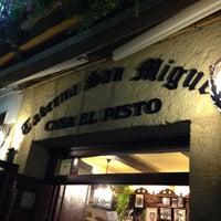 Foto scattata a Taberna San Miguel 'El Pisto' da Pacs il 7/12/2013