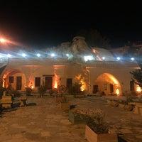 10/18/2018 tarihinde Fehiman E.ziyaretçi tarafından Ortahisar Cave Hotel'de çekilen fotoğraf