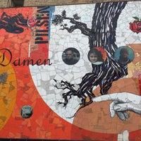 Photo taken at Vida Simple Mural By Juan Angel Chávez by William S. on 7/15/2016