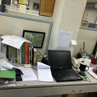Photo taken at Stanfilco Research Library by Babs L. on 3/20/2014