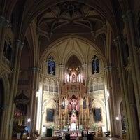 Photo taken at Iglesia del Sagrado Corazón de Jesús by mets on 9/22/2013