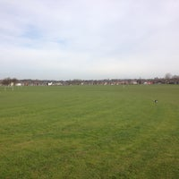 Photo taken at Herringthorpe Playing Fields by John Boy on 4/22/2013
