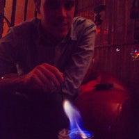 Photo taken at Tiki Lounge and Bar by Peter R. on 10/7/2012