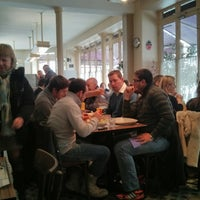 Photo taken at Café Les Sports by Guillaume P. on 1/27/2014