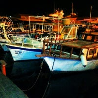 Photo taken at Port of Famagusta by Huri Z. on 8/21/2013