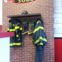 Photo taken at Firehouse Subs by Hasmig P. on 5/23/2013