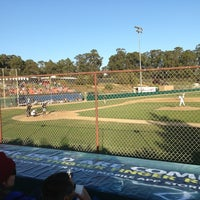 Photo taken at SLO Blues Baseball by Jess A. on 5/26/2013
