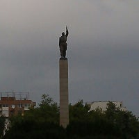 Photo taken at Ул. Александровска (Главната) by Vitaly O. on 6/14/2013