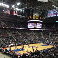 Photo taken at The Palace of Auburn Hills by Francisco G. on 3/7/2013