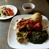 Photo taken at India Palace Restaurant by Antoine M. on 5/19/2014