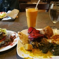 Photo taken at India Palace Restaurant by Antoine M. on 3/17/2015