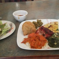 Photo taken at India Palace Restaurant by Antoine M. on 10/8/2014