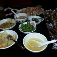 Photo taken at Tokyo Sushi & Bar by Gail P. on 4/24/2013