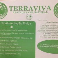 Photo taken at TerraViva Restaurante Natural by Daniella C. on 7/20/2016