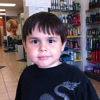Photo taken at Hair Cuttery by Cat on 5/20/2013