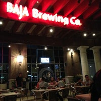 Photo taken at Baja Brewing Co. by Manuel Z. on 7/19/2013