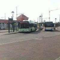 Photo taken at Bahnhof Frankfurt (Oder) by Emanuele C. on 7/19/2013