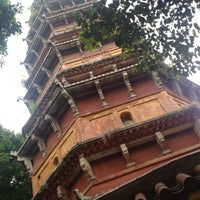Photo taken at Baotong Temple by Adam C. on 4/22/2013