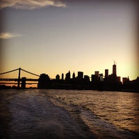 Photo taken at East River Ferry by Laila F. on 4/20/2013
