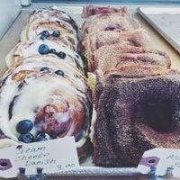 Photo taken at Poppy Cake Baking Company by Angela on 4/14/2015