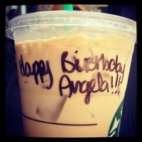 Photo taken at Starbucks by Angela on 6/12/2013