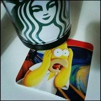 Photo taken at Starbucks by Mert A. on 4/23/2013