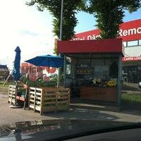 Photo taken at Arbuzi pie Depo by Serge S. on 7/6/2013