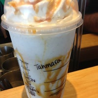 Photo taken at Starbucks by Tahmara T. on 5/4/2013