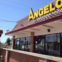 Photo taken at Angelo's Burgers by Wesley L. on 6/4/2013
