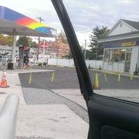 Photo taken at Sunoco by Samantha S. on 10/9/2014