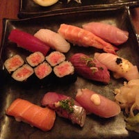 Photo taken at Blue Ribbon Sushi Bar & Grill by Michael C. on 4/25/2013