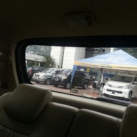 Photo taken at Bank Mandiri by Wiwien A. on 5/28/2014