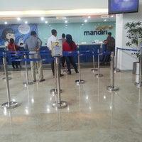 Photo taken at Bank Mandiri by Wiwien A. on 9/16/2014