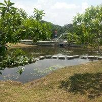 Photo taken at Universitas Riau (UR) by Wiwien A. on 9/19/2013
