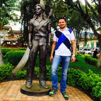 Photo taken at Carolina by José Fernando C. on 6/1/2014