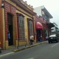Photo taken at Centro de Iniciacion Musical Infantil by Gared V. on 4/22/2013